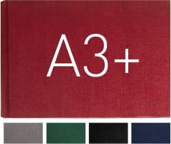 Okładki do oprawy kanałowej 304×423 Opus O.HARD Cover Classic 10par.